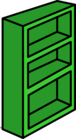 Green Bookcase sprite 009