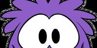 Purple Puffle Costume