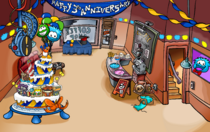 3rd Anniversary Party Coffee Shop