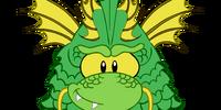 Swamp Monster Mask