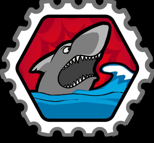 File:Shark! stamp.png