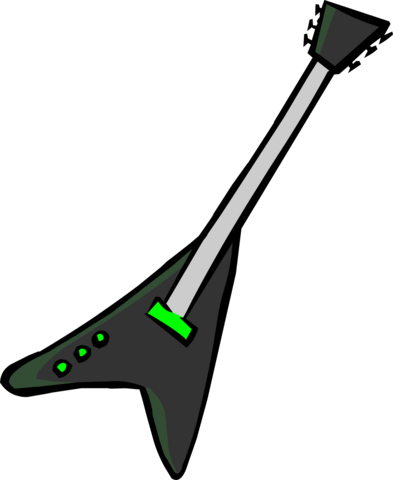 File:BlackElectricGuitar.png