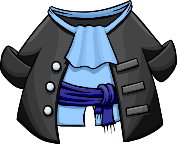 File:Gray Pirate Coat icon.png