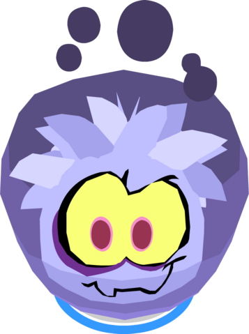 File:Ghost Puffle Costume In-Game.png