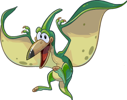File:GreenPteranodon.png