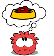 Red Puffle (3)