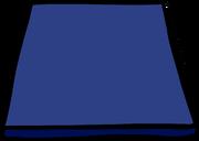 Blue Gym Mat sprite 003