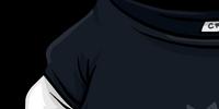 Black Skater Shirt