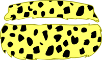 Leopard-print Two-piece icon.png