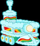 The Rainbow Zephyr