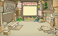 April Fools' Party 2009 Box Store