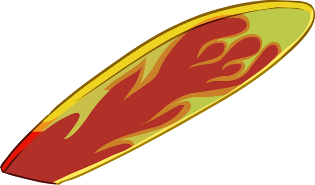 File:Fire Surfboard.png