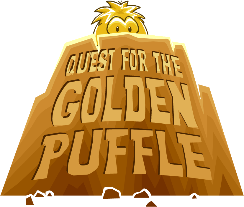 Quest For The Golden Puffle Club Penguin Wiki Fandom