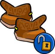 Cowboy Boots unlockable icon