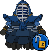 Kendo Suit clothing icon ID 14748