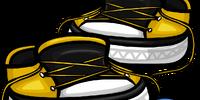 Loose Yellow Sneaks