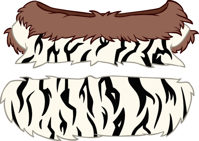 File:Zebra-print Dress icon.png