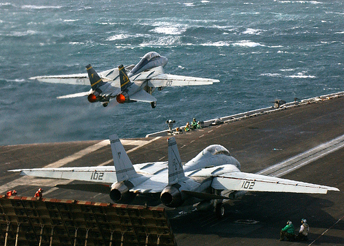 File:Public Domain- F-14B Tomcat Launches off USS Harry S. Truman by Kristopher Wilson USN (DOD 041123-N-5345W-015).jpg
