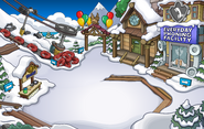 Puffle Party 2015 Ski Village