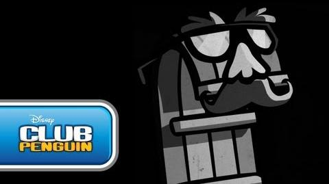 NEW! Night of the Living Sled Bloopers (2011) Club Penguin