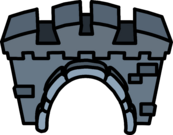 Castle Entrance furniture icon ID 2068