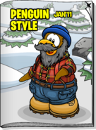 Penguin Style January 2011