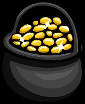 Pot O' Gold clothing icon ID 324