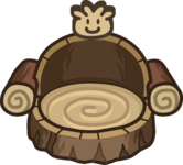 Recliner Stump icon