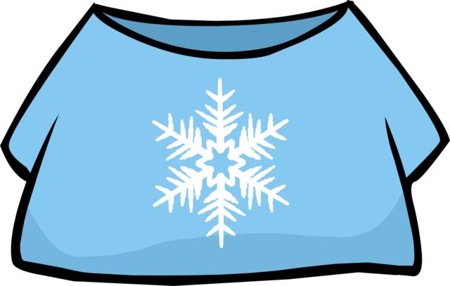 File:Snowflake Tshirt.PNG