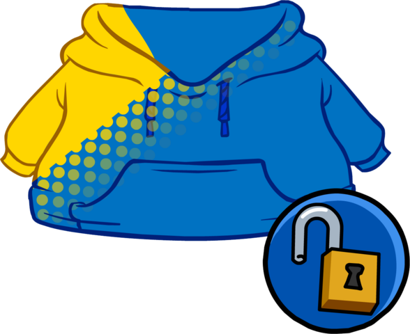 File:Blue Blend Hoodie clothing icon ID 14969.PNG