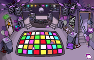 Puffle Party 2011 Night Club