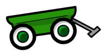 Wagon Pin