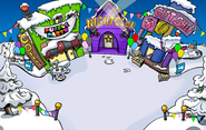 Puffle Party 2009 Town