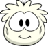 White Puffle Costume clothing icon ID 4549