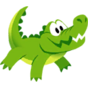 Decal Crocodile icon