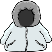 White Parka non-unlockable icon