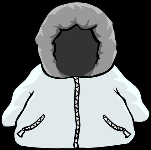File:White Parka non-unlockable icon.png