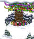 Holiday Tree 2010 card image