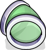 Puffle Tube Bend sprite 041