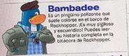 Bambadee-Rookiepedia-Spanish