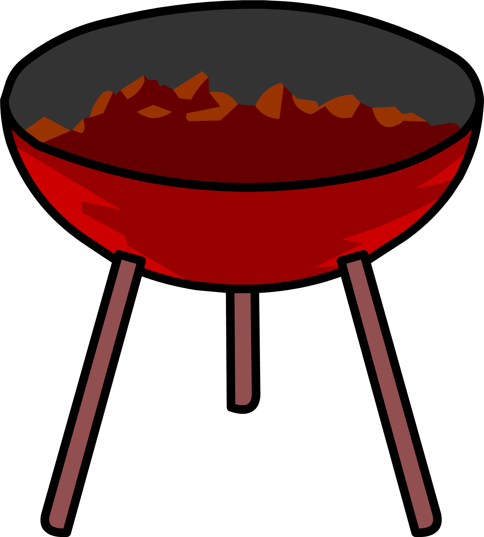 Image - Barbecue.PNG | Club Penguin Wiki | Fandom powered ...