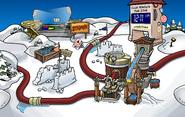Sensei's Water Scavenger Hunt Snow Forts
