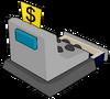 Cash Register 12