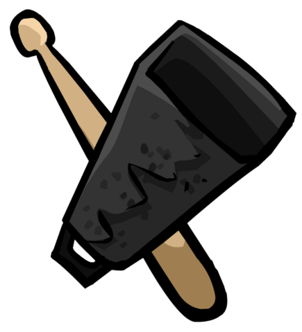 File:Cowbell clothing icon ID 5035.png