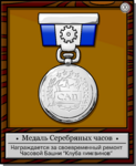 Mission 7 Medal full award ru