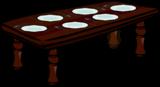 Rosewood Dinner Table sprite 008