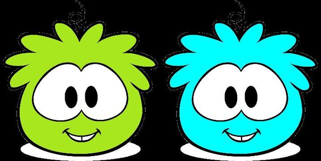File:New lime teal puffle.jpg
