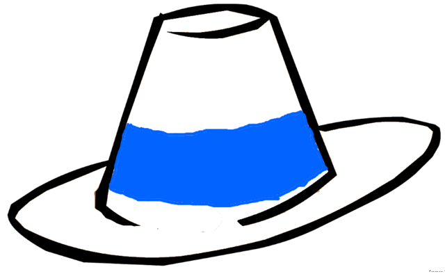 File:White fedora sale.png