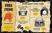 Rockhopper's Rare Items June 2010