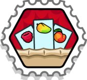 Smoothie Zing stamp icon